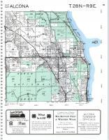 Alcona T28N-R9E, Alcona County 1995